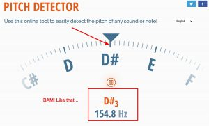 Online-Pitch-Detector-Easily-find-the-pitch-of-any-sound