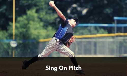 Sing on Pitch
