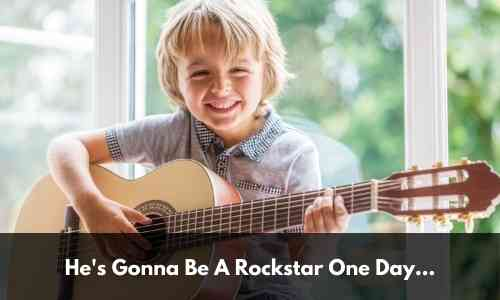 learn how to sing and play the guitar