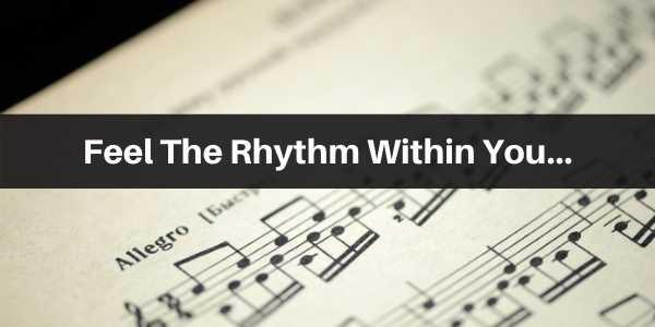 rhythm and tempo for runs