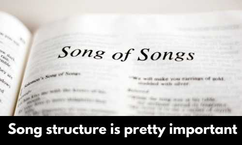 song structure